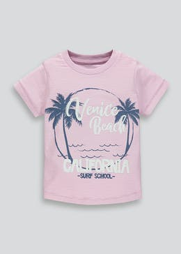 Boys Venice Beach T-Shirt (9mths-6yrs)