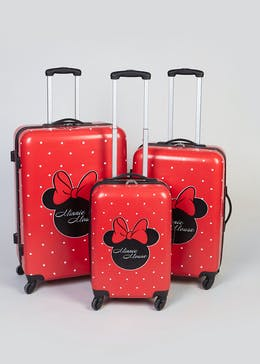 Disney Minnie Mouse Suitcase