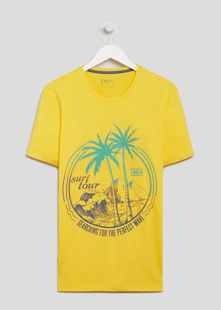 Surf Turf Printed T-Shirt