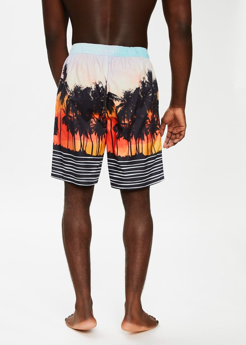 Hawaii Beach Surf Shorts