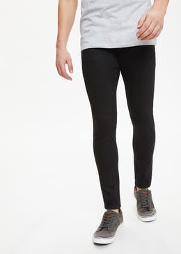 Easy Black Label Stretch Skinny Jeans