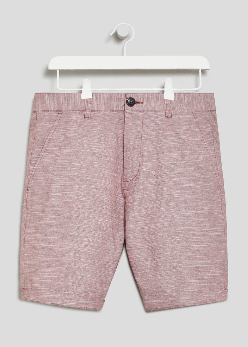 Textured Chino Shorts