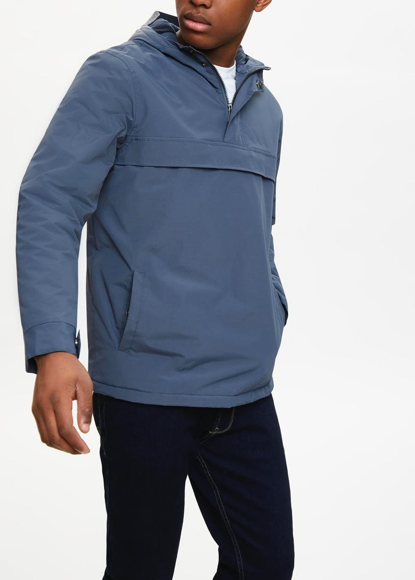 Blue Overhead Jacket