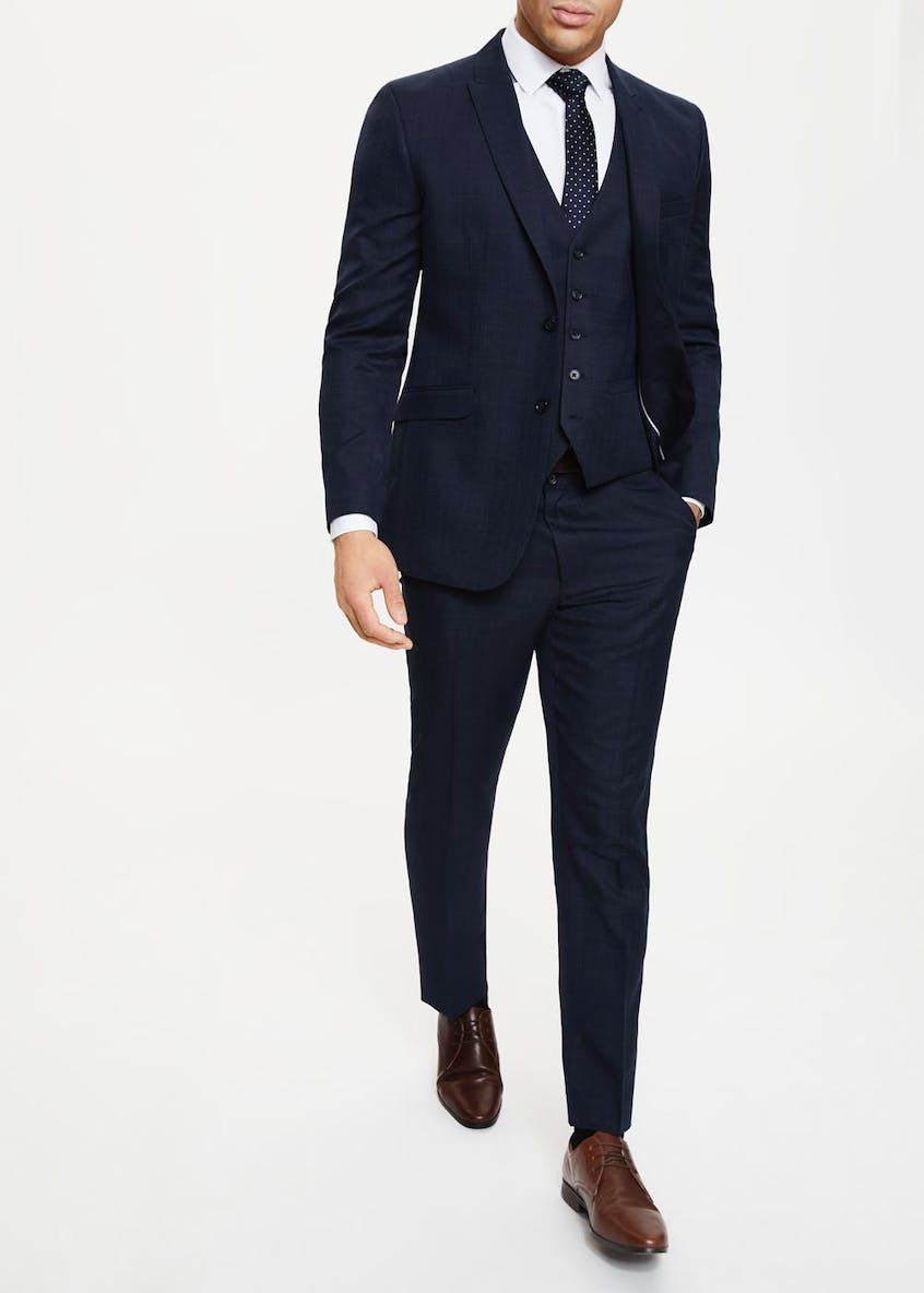 Taylor & Wright Parker Tailored Fit Suit Jacket