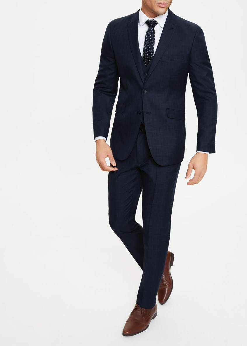 Parker Tailored Fit Suit Trousers