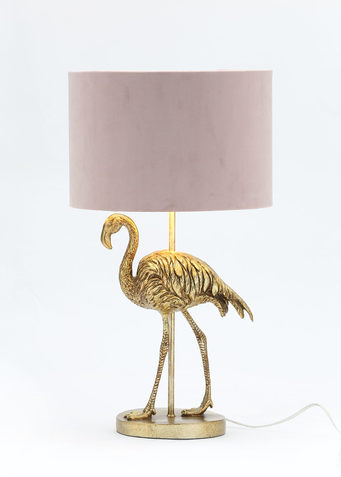 Flo Flamingo Table Lamp (H55cm x W30cm)