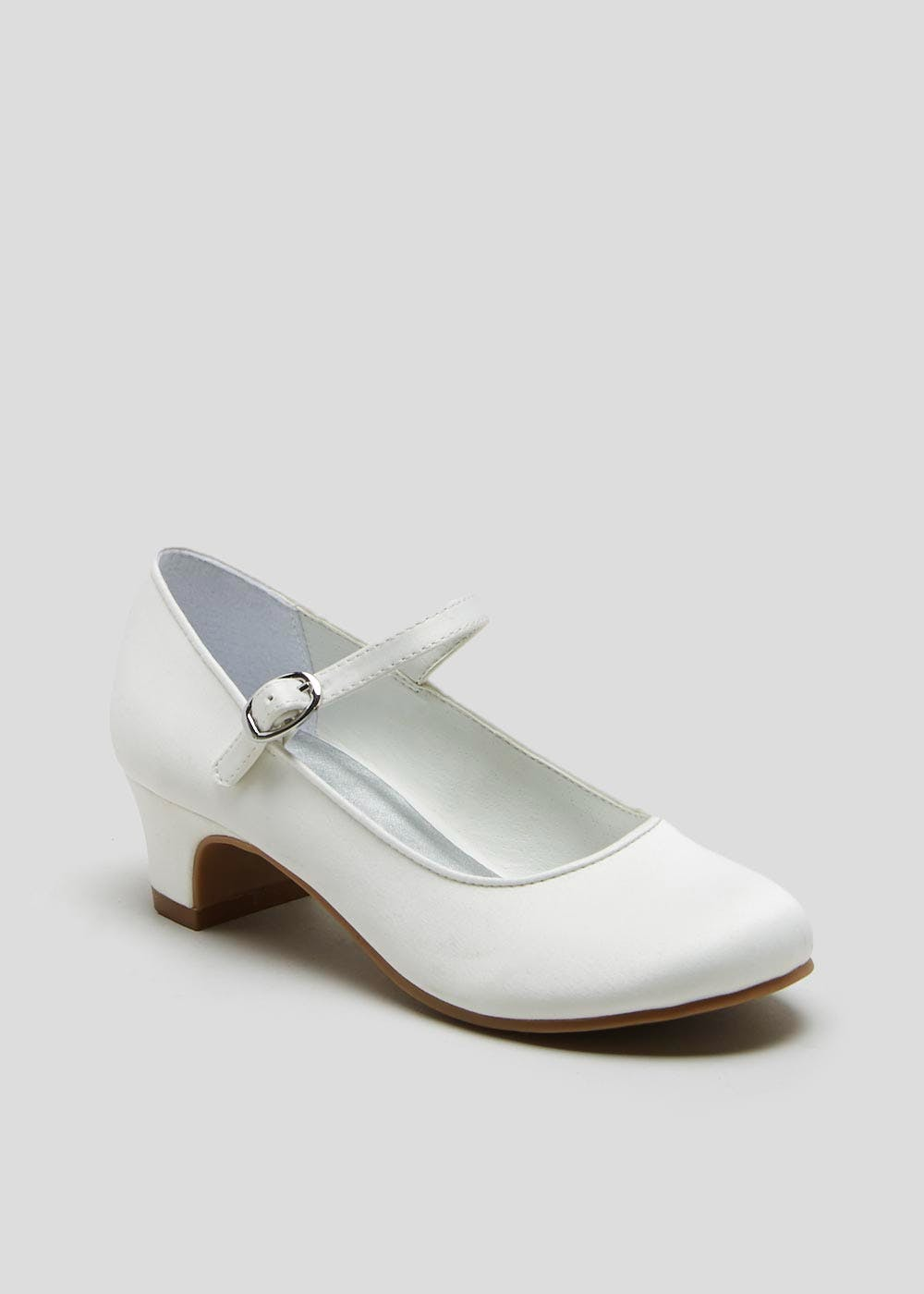 aef9f8e8bd44 Girls Occasion Shoes (Younger 10-Older 5) – White – Matalan