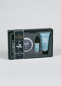 Beard Care Box Set (24cm x 15cm x 4cm)