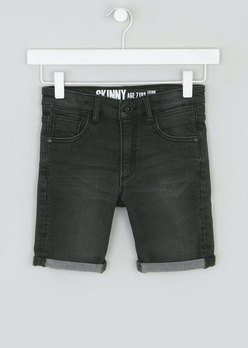 Boys Denim Shorts (4-13yrs)