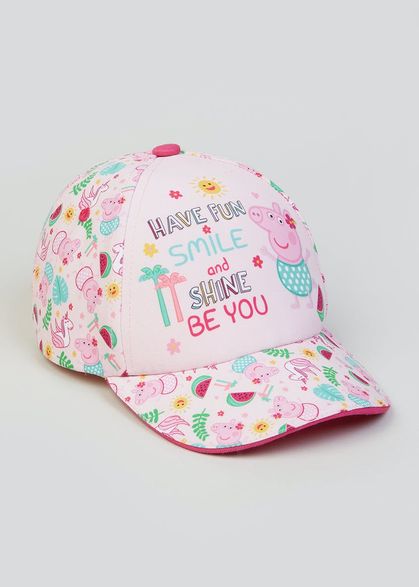 Kids Peppa Pig Cap (12mths-4yrs)
