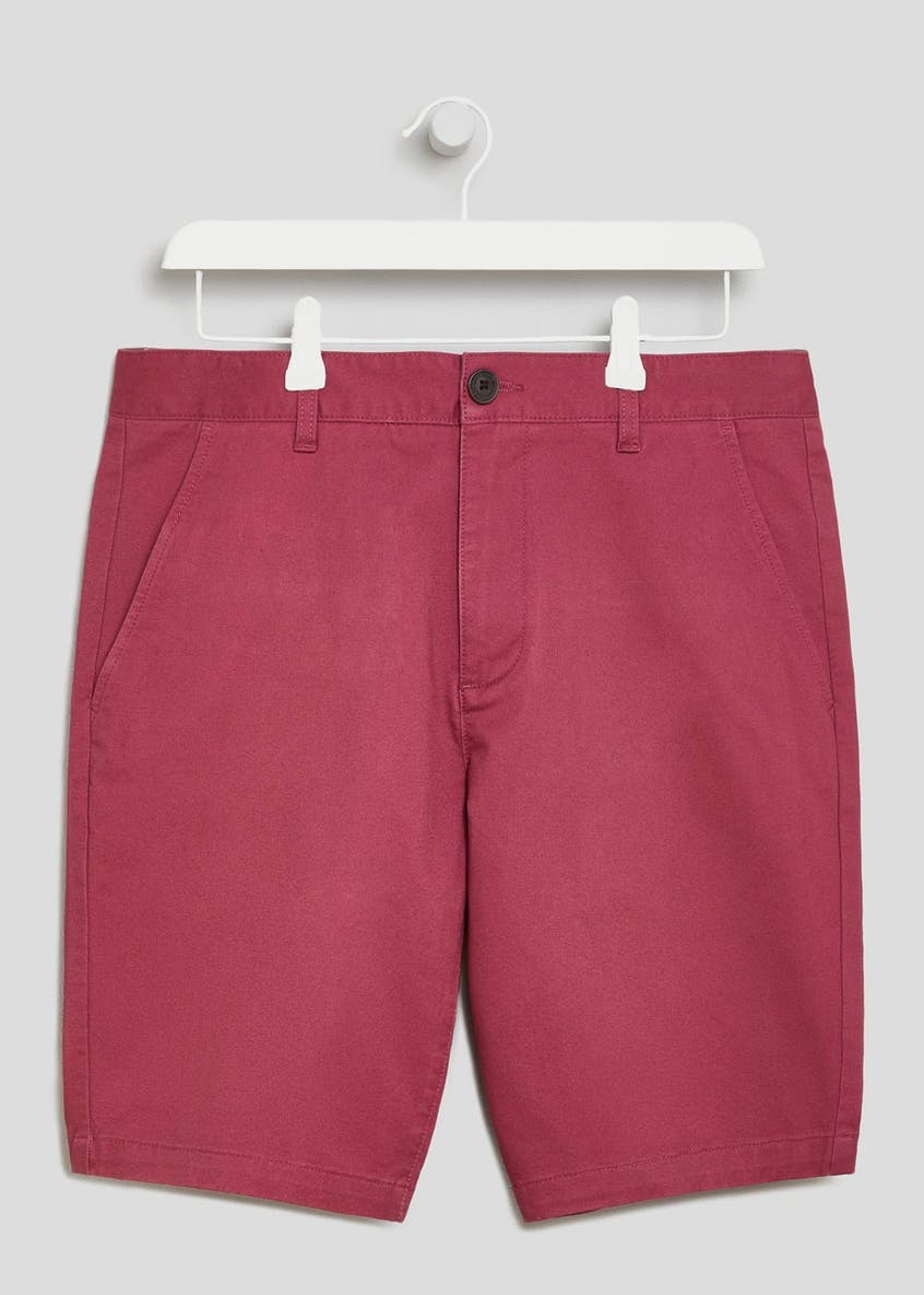 Stretch Slim Chino Shorts