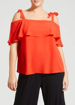 eac31eb25b8 Womens Cold Shoulder Tops, Blouses & Jumpers – Matalan