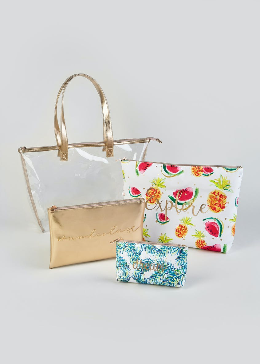 Set of 4 Holiday Bags