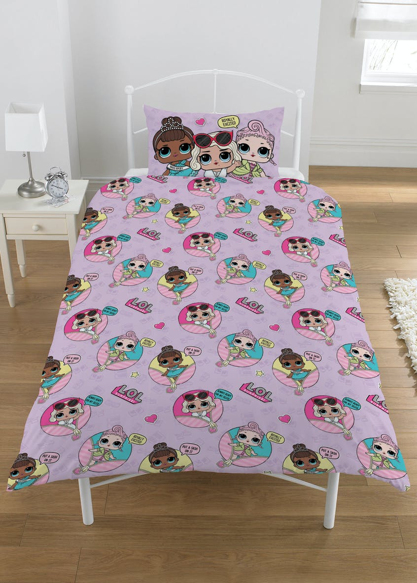 Kids L.O.L. Surprise Duvet Cover