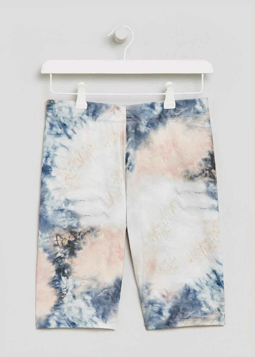 Tie Dye Cycling Shorts