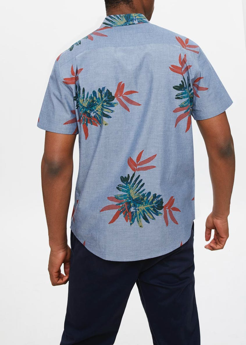 Lincoln Short Sleeve Floral Shirt