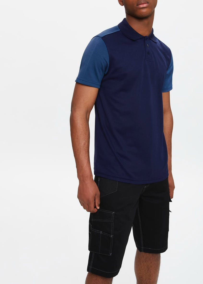 Short Sleeve Workwear Polo Shirt