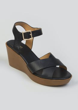Wide Fit Wooden Wedges