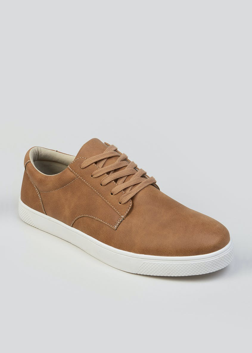 Derby Cupsole Trainers