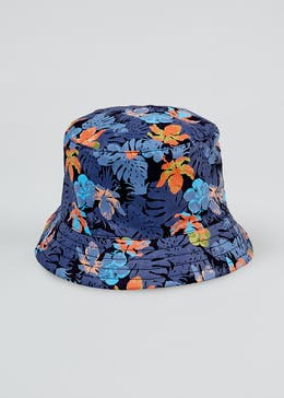 Kids Tropical Sun Hat (5-13yrs)