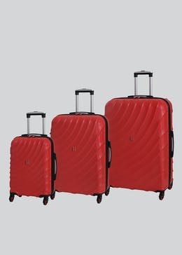 IT Luggage Hard Shell Suitcase