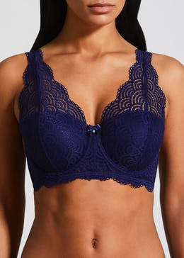 Lace High Apex Bra