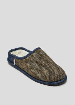 888be330b Mens Slippers - Moccasin   Mule Slippers from £6 – Matalan