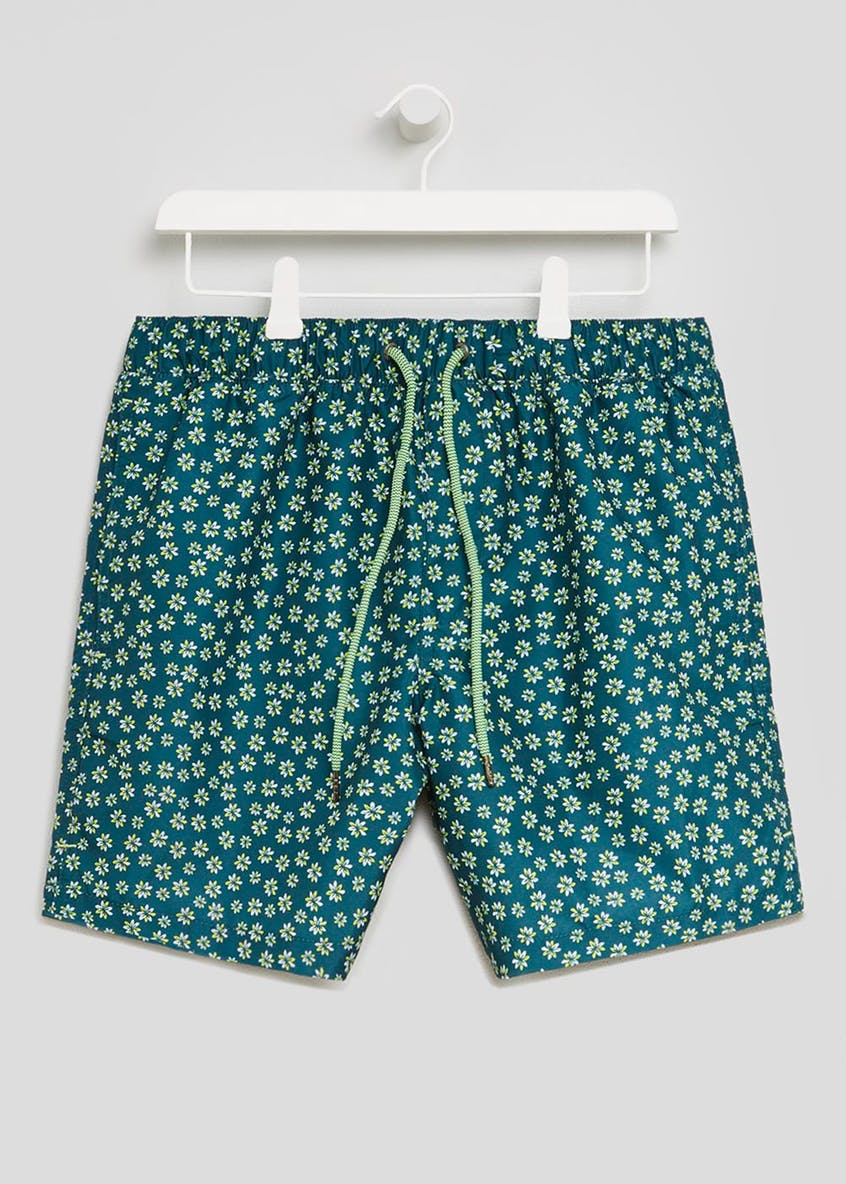 Ditsy Floral Swim Shorts