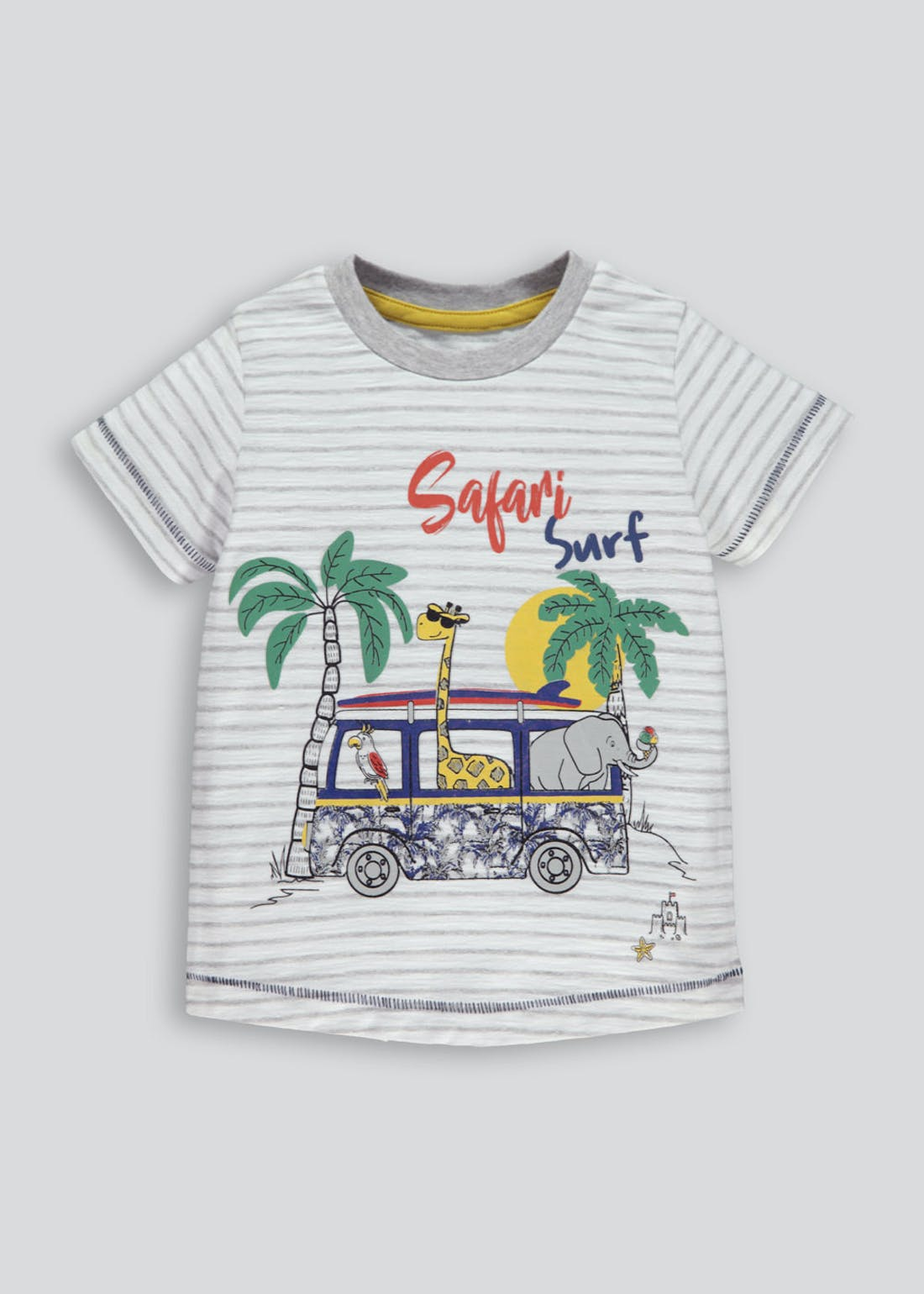 Kids Safari Surf T-Shirt (9mths-6yrs)