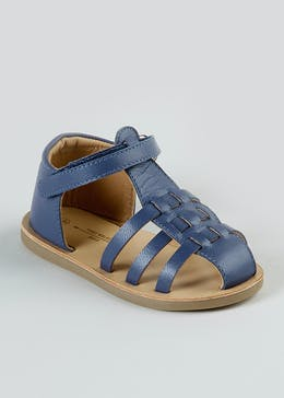 Unisex 1st Walkers Caged Sandals (Younger 3-6)