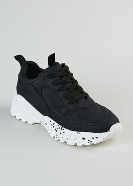 Speckle Sole Chunky Trainers