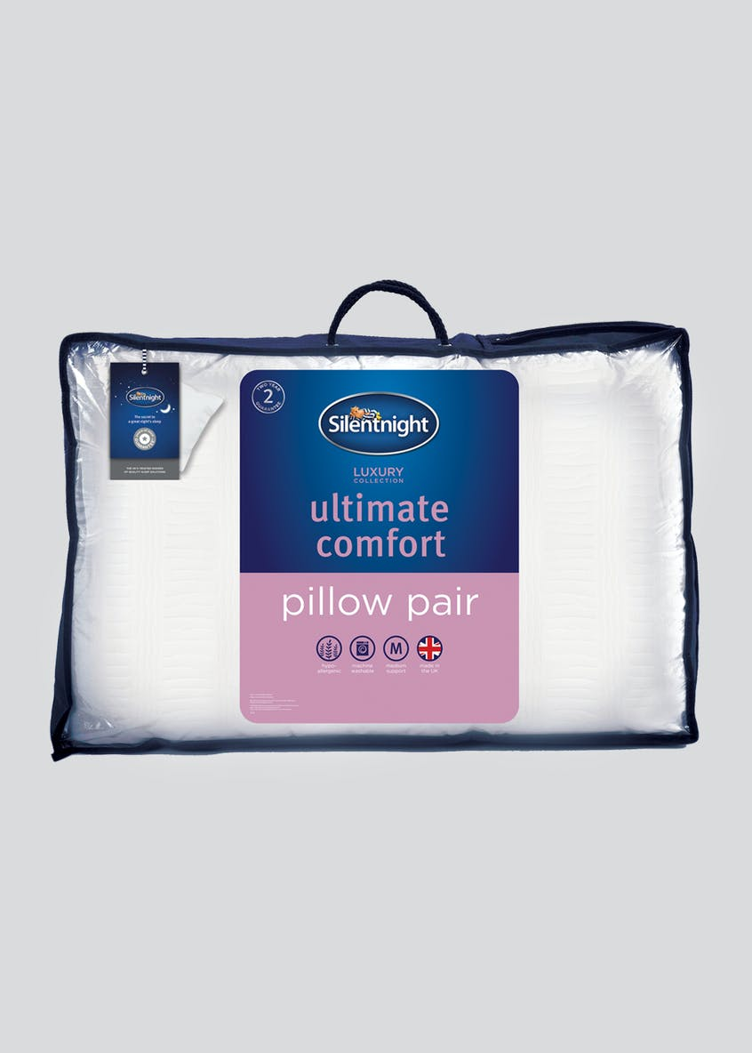 Silentnight Ultimate Comfort Pillow Pair