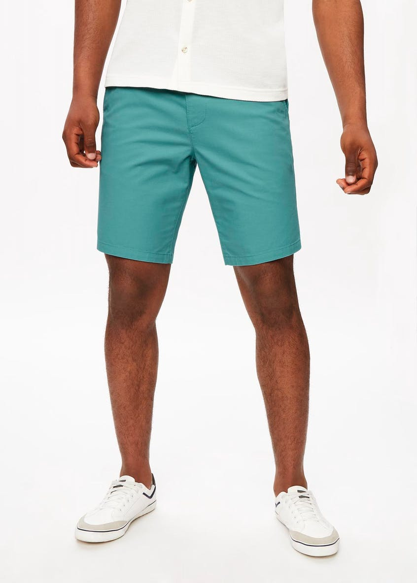 Straight Chino Shorts