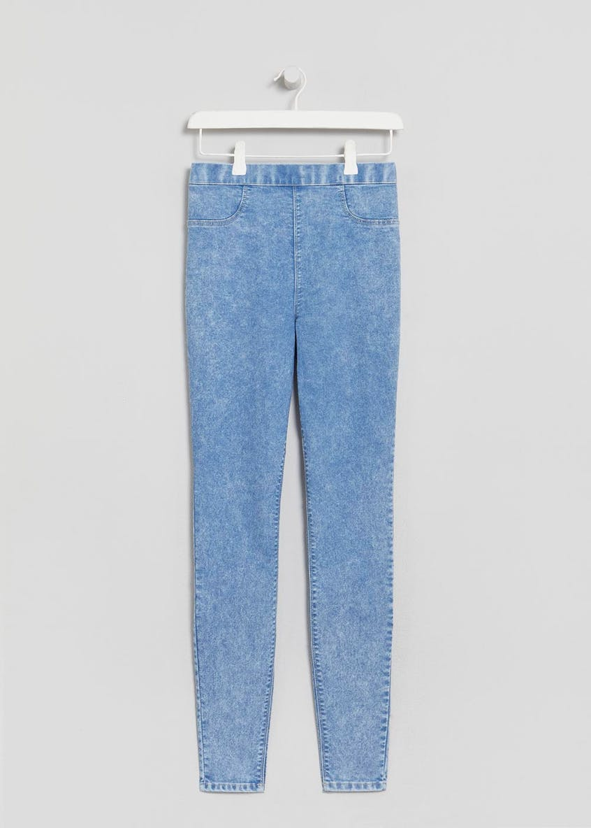 Rosie Acid Wash Pull On Jegging