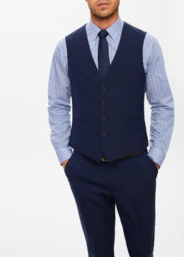 Taylor & Wright Paddington Slim Fit Suit Waistcoat