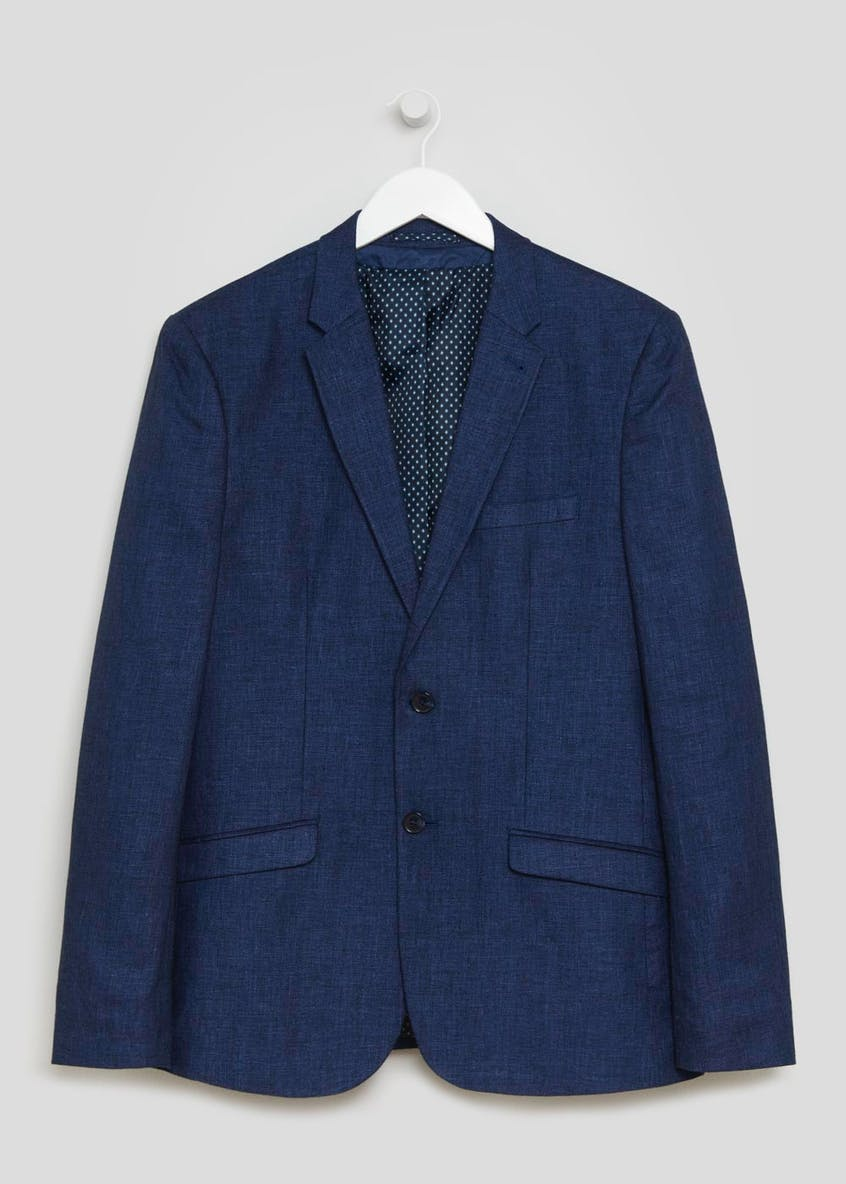 Bennet Linen Suit Jacket