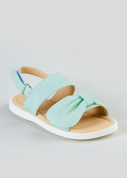 Girls Bow Sandals (Younger 4-12)