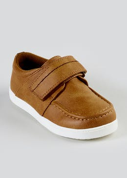 Boys 1st Walkers Boat Shoes (Younger 3-12)