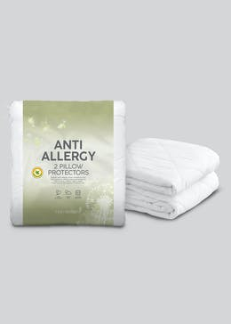 Anti-Allergy 2 Pillow Protectors