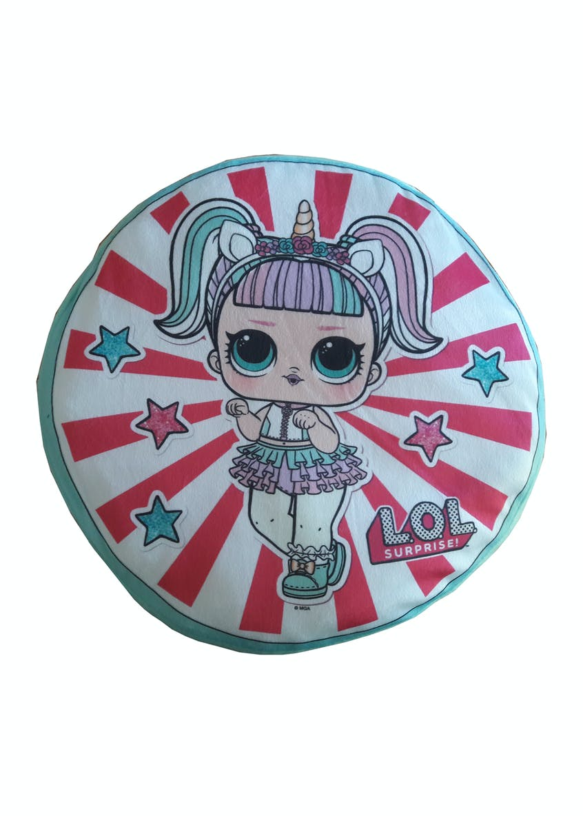Kids L.O.L. Surprise Cushion (35cm x 35cm x 5cm)