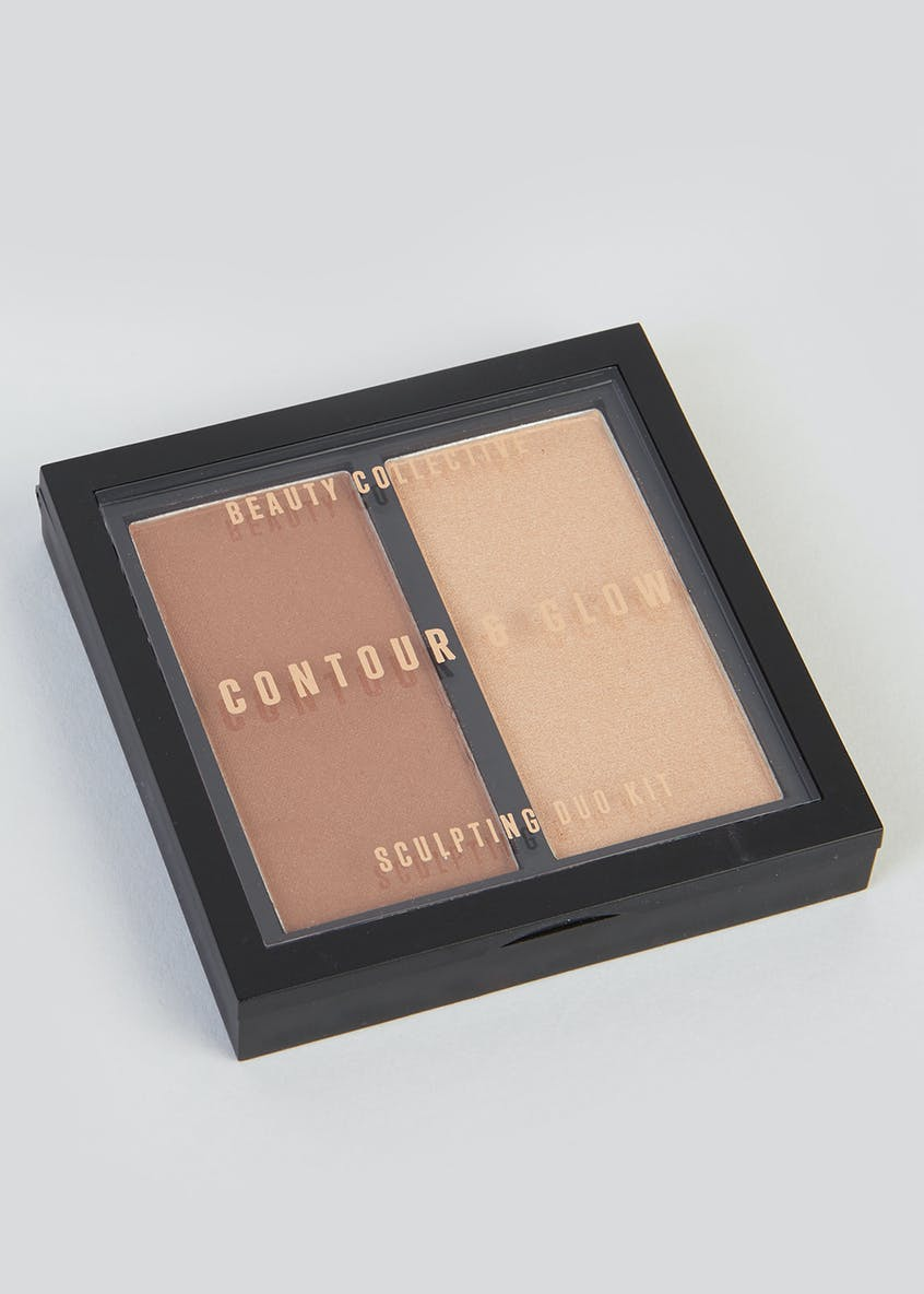 Beauty Collective Contour & Glow Sculpting Duo Kit