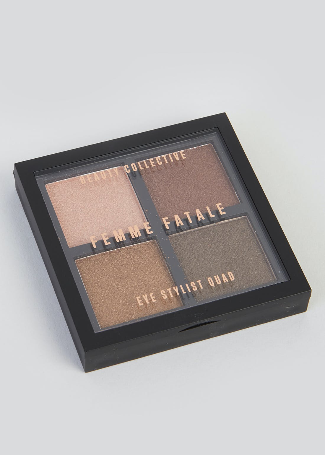Beauty Collective Femme Fatale Eye Stylist Quad