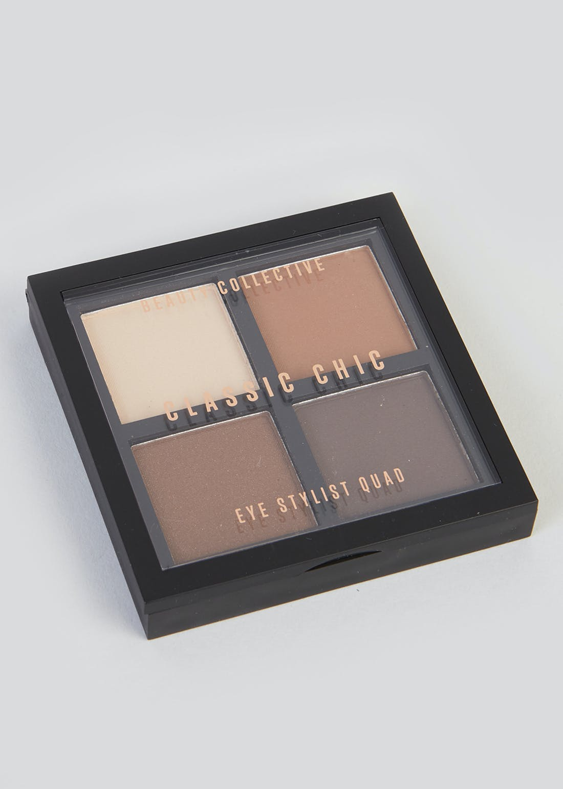 Beauty Collective Classic Chic Eye Stylist Quad
