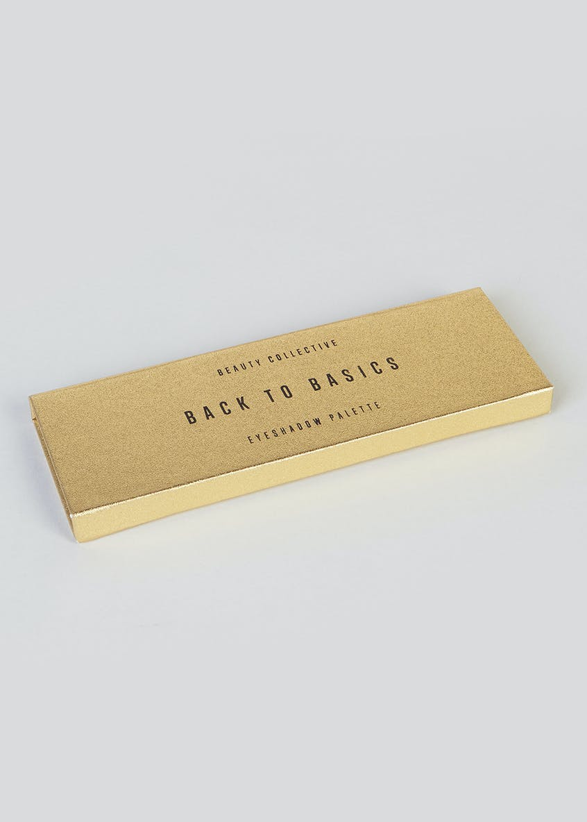 Beauty Collective Back to Basics Eyeshadow Palette