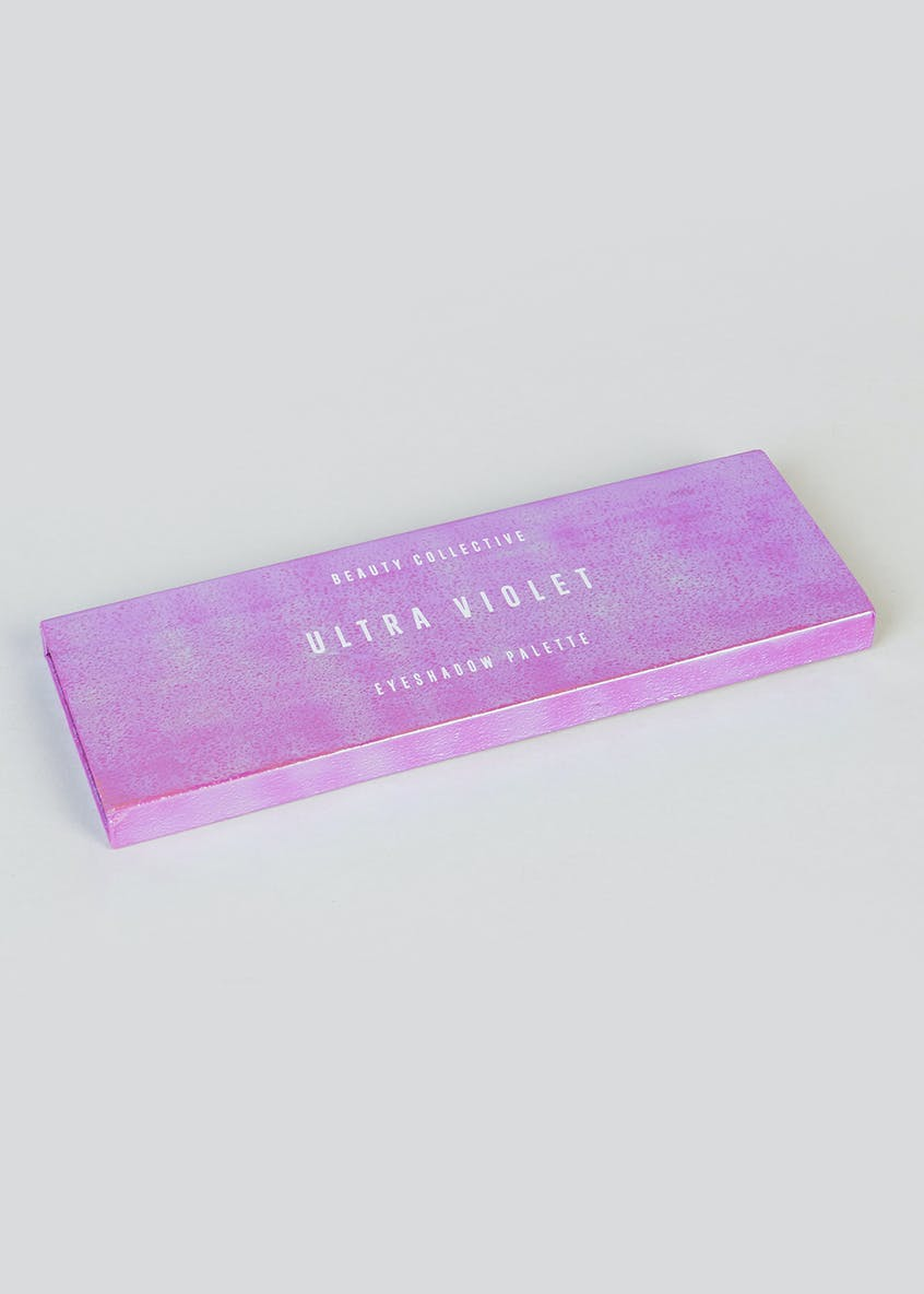 Beauty Collective Ultra Violet Eye Shadow Palette