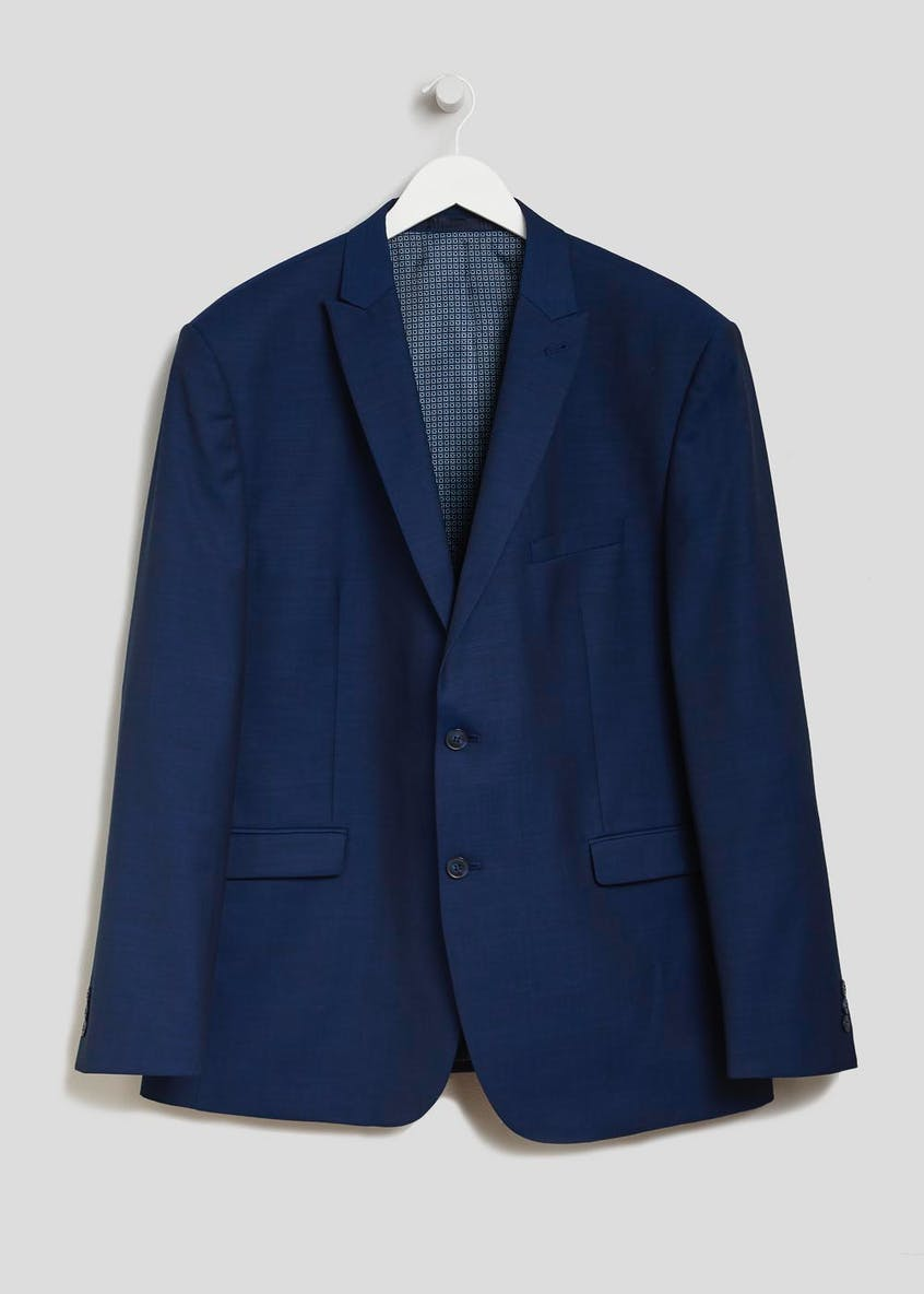 Newton Regular Fit Suit Jacket