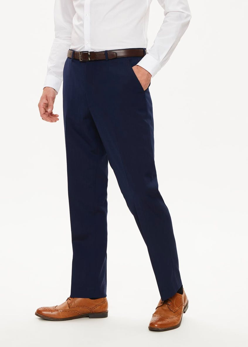 Paddington Regular Fit Suit Trousers