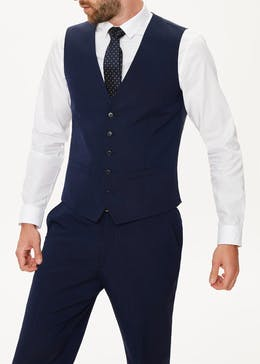 Paddington Regular Fit Suit Waistcoat