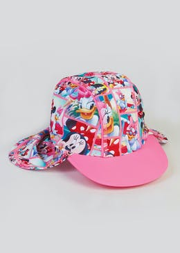 Kids Disney Minnie Mouse Surf Hat (3mths-4yrs)
