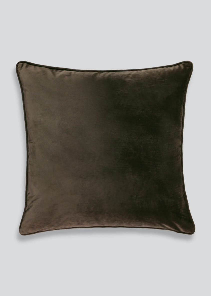 Large Matte Velvet Cushion (58cm x 58cm)